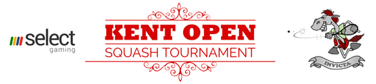 kent open squash tournament